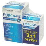 Acheter Forcapil Gélules croissance vitalité cheveux ongles B/180+60 à YZEURE