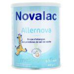 Novalac Expert Allernova Aliment Infantil B/400g à YZEURE