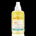 Acheter Vichy Idéal Soleil SPF30 Eau de protection solaire hydratante 200ml à YZEURE