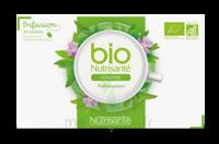 Nutrisanté Infusions Bio Tisane Verveine 20 Sachets à YZEURE
