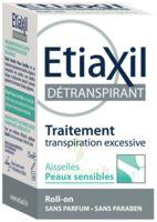 Etiaxil Aisselles Détranspirant Peau Sensibles Roll-on/15ml à YZEURE