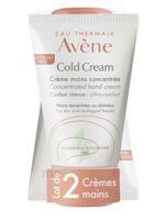 Avène Eau Thermale Cold Cream Duo Crème Mains 2x50ml à YZEURE