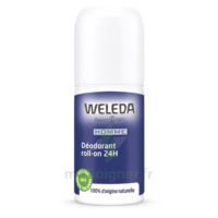 Weleda Déodorant Roll-on 24H Homme 50ml à YZEURE