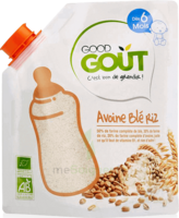 Good Goût Alimentation Infantile Avoine Blé Riz Sachet/200g à YZEURE