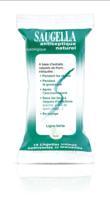 Saugella Antiseptique Lingette Hygiène Intime Paquet/15 à YZEURE