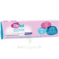 GILBERT ELLE TEST test de grossesse à YZEURE