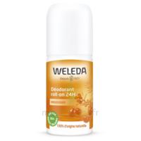Weleda Déodorant Roll-on 24h Argousier 50ml à YZEURE
