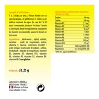 Vitamin'22 Caféine+ Poudre Orodispersible 14 Sticks/2,3g
