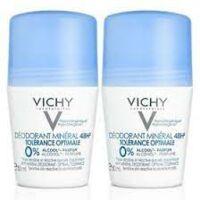 Vichy DÉodorant MinÉral TolÉrance Optimale 2roll-on/50ml à YZEURE