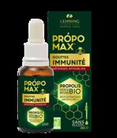 Lehning Propomax Immunité Propolis Verte Bio Extrait Sans Alcool Fl/30ml à YZEURE