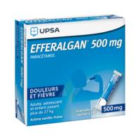 Efferalgan 500 mg Glé en sachet Sach/16 à YZEURE