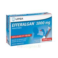 Efferalgan 1g Cappuccino Granules 8 Sachets à YZEURE
