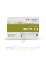 GRANIONS DE BISMUTH 2 mg/2 ml S buv 10Amp/2ml à YZEURE