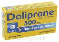 DOLIPRANE 500 mg Comprimés 2plq/8 (16) à YZEURE
