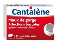 CANTALENE, comprimé à sucer à YZEURE