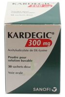 KARDEGIC 300 mg, poudre pour solution buvable en sachet à YZEURE