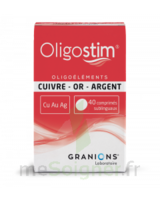 OLIGOSTIM Cuivre Or Argent Cpr subl T/40 à YZEURE