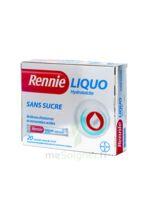 RENNIELIQUO SANS SUCRE, suspension buvable édulcorée à la saccharine sodique en sachet-dose à YZEURE