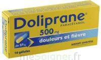 DOLIPRANE 500 mg Gélules B/16 à YZEURE