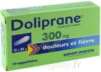 DOLIPRANE 300 mg Suppositoires 2Plq/5 (10) à YZEURE