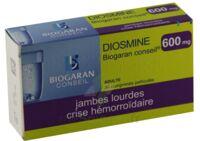 DIOSMINE BIOGARAN CONSEIL 600 mg, comprimé pelliculé à YZEURE