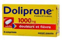 DOLIPRANE 1000 mg Comprimés Plq/8 à YZEURE