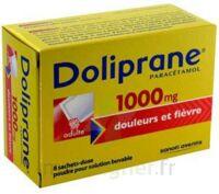 DOLIPRANE 1000 mg Poudre pour solution buvable en sachet-dose B/8 à YZEURE