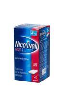Nicotinell Fruit 2 Mg Sans Sucre, Gomme à Mâcher Médicamenteuse P/96 à YZEURE
