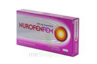 Nurofenfem 400 Mg, Comprimé Pelliculé à YZEURE