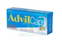 ADVILCAPS 400 mg Caps molle Plaq/14 à YZEURE