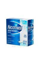 NICOTINELL MENTHE FRAICHEUR 2 mg SANS SUCRE, gomme à mâcher médicamenteuse Plq/204 à YZEURE