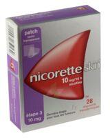 Nicoretteskin 10 mg/16 h Dispositif transdermique B/28 à YZEURE