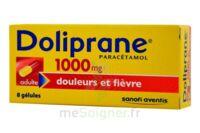 DOLIPRANE 1000 mg Gélules Plq/8 à YZEURE