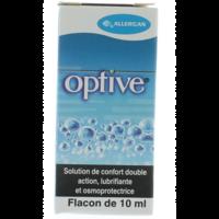 OPTIVE, fl 10 ml à YZEURE