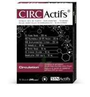 Synactifs Circatifs Gélules B/30 à YZEURE
