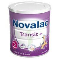 Novalac Transit + 2 Lait En Poudre 2ème âge B/800g à YZEURE