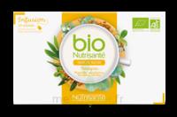 Nutrisanté Infusions Bio Tisane Régulation des sucres 20 Sachets à YZEURE