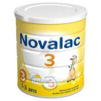 NOVALAC 3 Lait de croissance B/800g à YZEURE