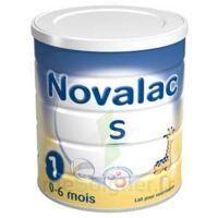 Novalac S 1 Lait en poudre 800g à YZEURE