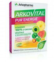 Arkovital Pur'Energie Multivitamines Comprimés dès 6 ans B/30 à YZEURE