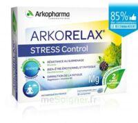 Arkorelax Stress Control Comprimés B/30 à YZEURE