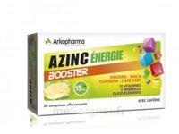 Azinc Energie Booster Comprimés Effervescents Dès 15 Ans B/20 à YZEURE