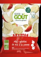 Good Goût Alimentation Infantile Mini Galette De Riz Pomme Sachet/40g à YZEURE