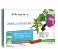 Arkofluide Bio Ultraextract Solution Buvable Articulations 20 Ampoules/10ml à YZEURE