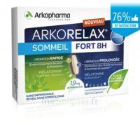 Arkorelax Sommeil Fort 8H Comprimés B/15 à YZEURE