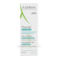 Aderma Phys'ac Global Soin Imperfection Sévères 40ml à YZEURE