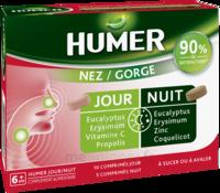 Humer Nez/gorge Jour&nuit 15 Comprimés à YZEURE