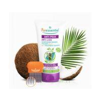 Puressentiel Anti-poux Shampooing Masque Traitant 2 En 1 Anti-poux Avec Peigne - 150 Ml à YZEURE