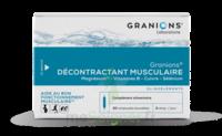 Granions Décontractant Musculaire Solution Buvable 2b/30 Ampoules/2ml à YZEURE