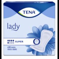 Tena Lady Protection Anatomique Adhésive Super Sachet/30 à YZEURE